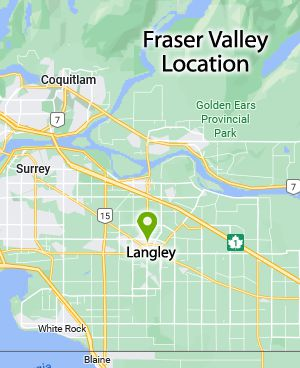 Fraser Valley Hair Free Laser Clinic Locations